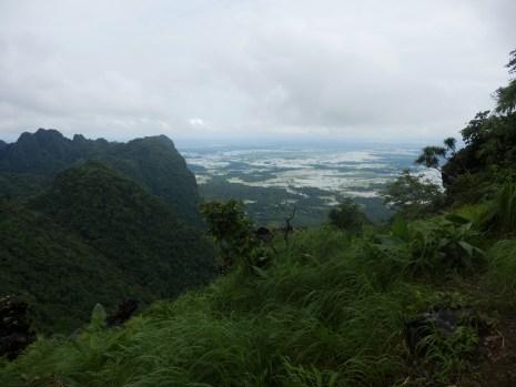 Vista desde el Monte Zwegabin