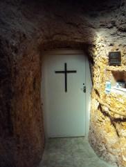 ¿La puerta de la Casa de Cristo o la entrada al Averno?