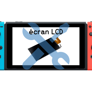 ecran lcd switch
