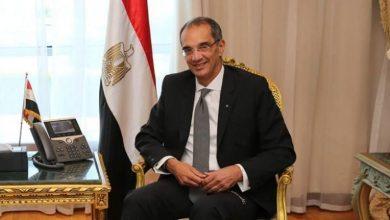 صورة عمرو طلعت وزير الاتصال يلتقي رواد الأعمال في المراكز الرقمية المصرية بالمحافظات.