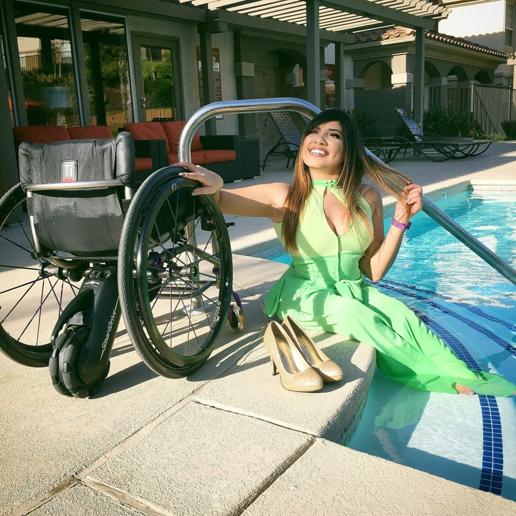 Yoocan Edna Serrano Be Your Own Kind Of Beautiful My Life With Paralysis