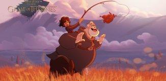 Disney Bram Hodor