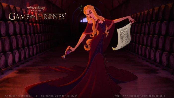 Disney Cersei