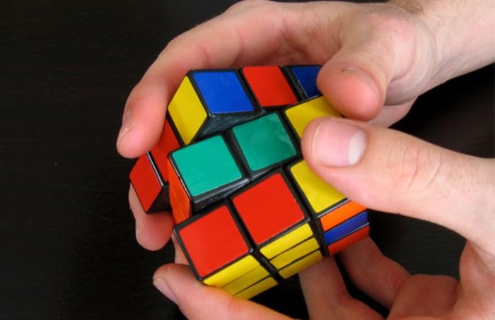 Rubiks Cube Google