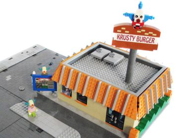 lego simspon springfield  (1)
