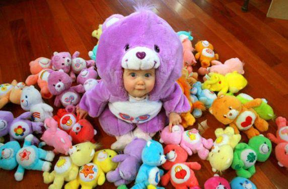 bebe costume halloween bisousnours