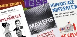 Livres Geek Noël 2015