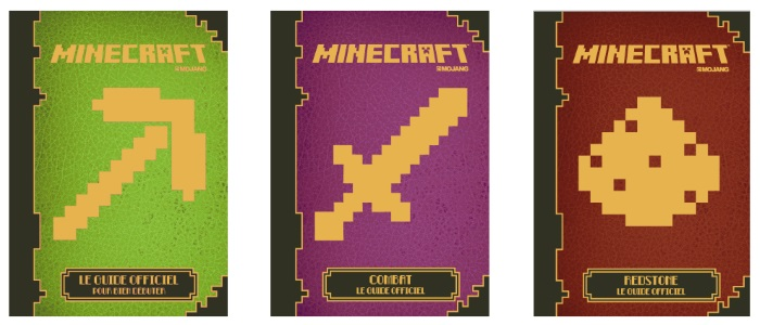 Minecraft Guide Officiel