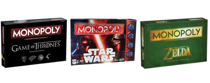 Monopoly Geek