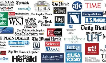Yo Reportero en la prensa internacional