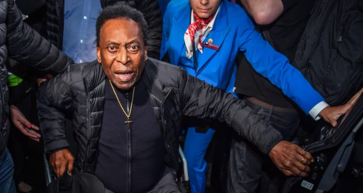 Google cambiará su diseño como homenaje a cumpleaños 80 de Pelé