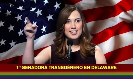 Sarah McBride es la primera transgénero en llegar al senado de Delaware