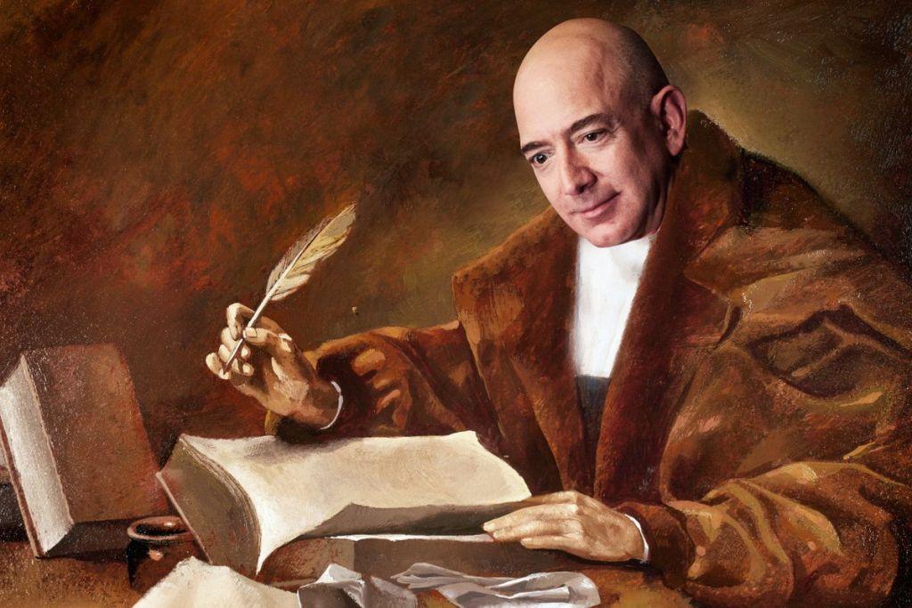 Las claves del hombre más rico del mundo, Jeff Bezos, para escribir bien en Internet