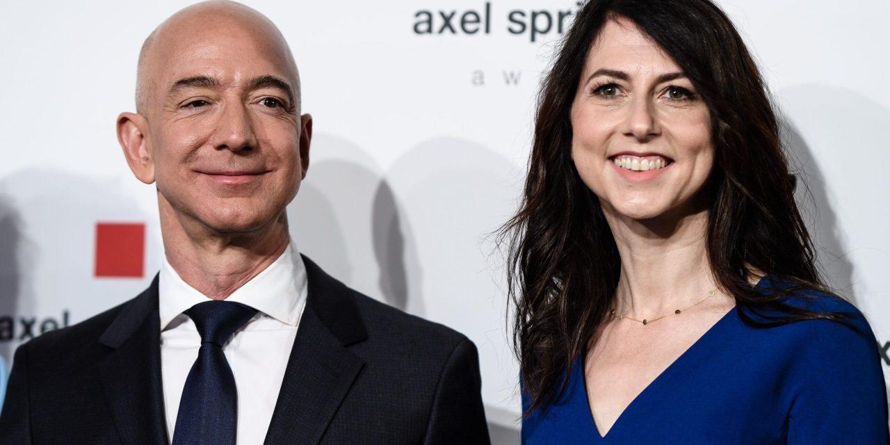 Jeff Bezos, el hombre más rico del mundo, hijo de un emigrante cubano