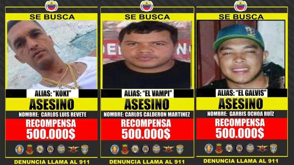 Caracas está asediada por la banda de delincuentes de El Koki