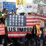 Negocio de la COVID-19: EE.UU impone a Filipinas tropas por vacunas
