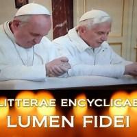 Resumen de la Encíclica Lumen Fidei