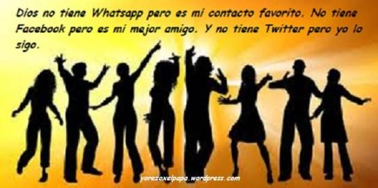 El mejor contacto y amigo_Dios