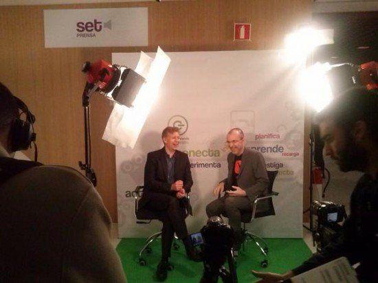Entrevistando a Gustavo Brusilovsky, cofundador de Buyvip