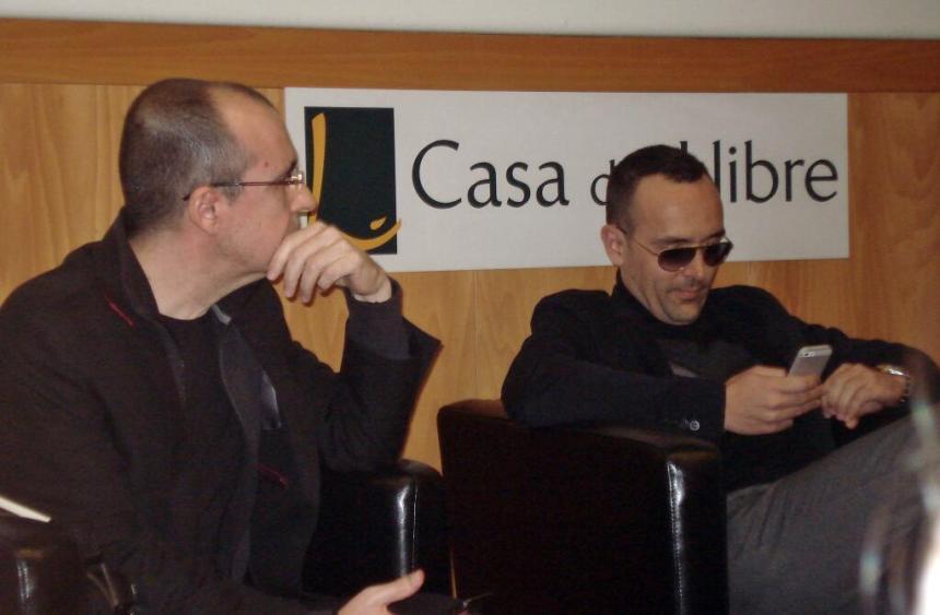 TELONERO DE RISTO MEJIDE EN BARCELONA