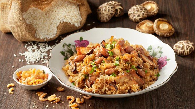 Grandmas Glutinous Rice