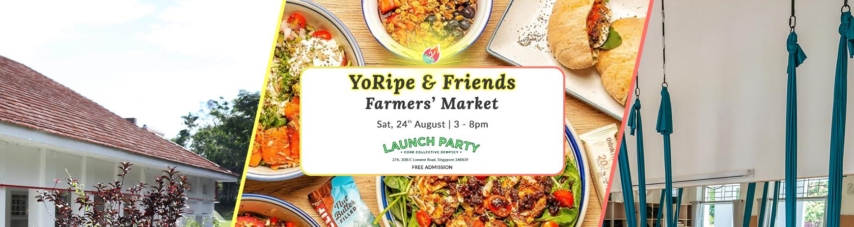 YoRipe & Friends Farmer's Market