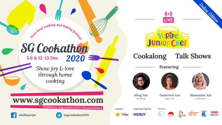 Sg Cookathon 2020
