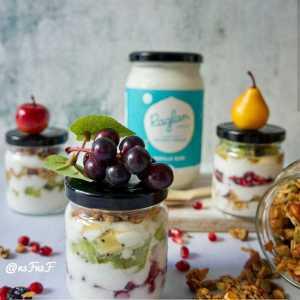 Fruit 'N' Yogurt Parfait