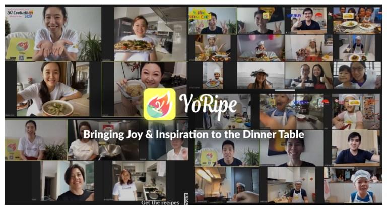 YoRipe - Bringing Joy & Inspiration to the Dinner Table