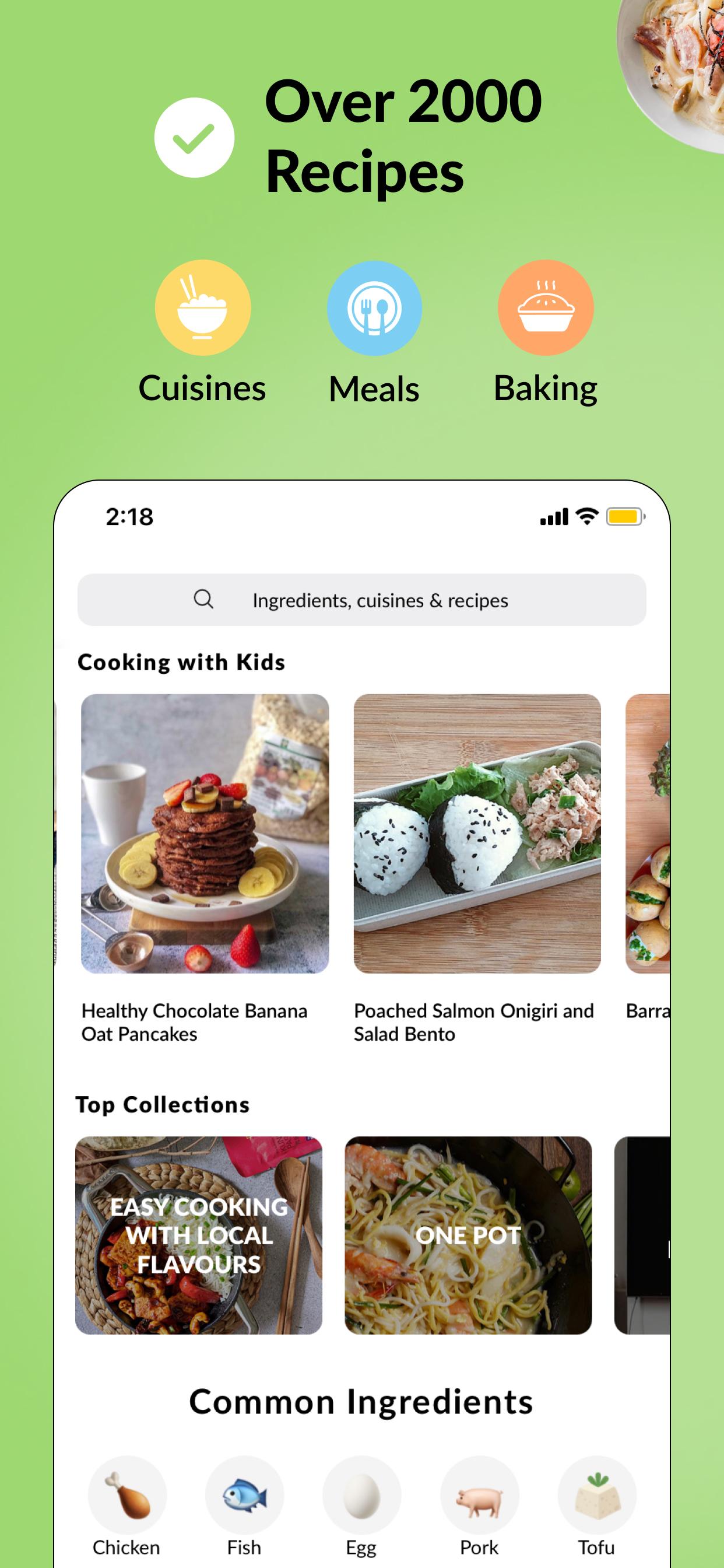 3 - Recipes