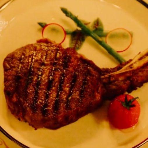 Squid Game Steak