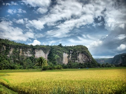 harau valley, lembah harau