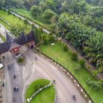 Universitas Andalas: From the sky down
