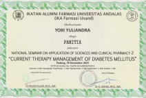 2015-11-29 - Panitia Semnas Diabetes IKA Farmasi Unand