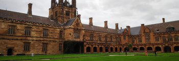 Start PhD at The University of Sydney