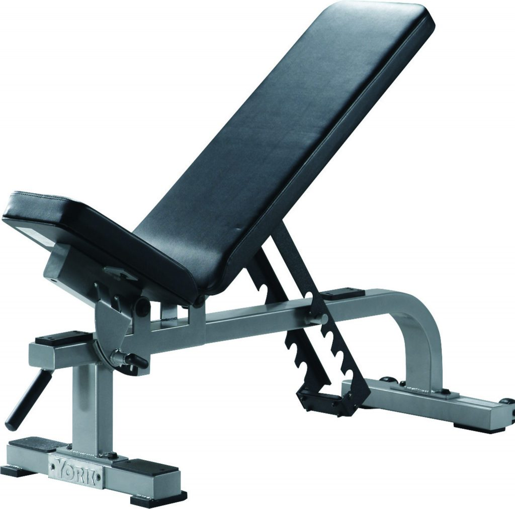 Sts Flat To Incline Bench York Barbell