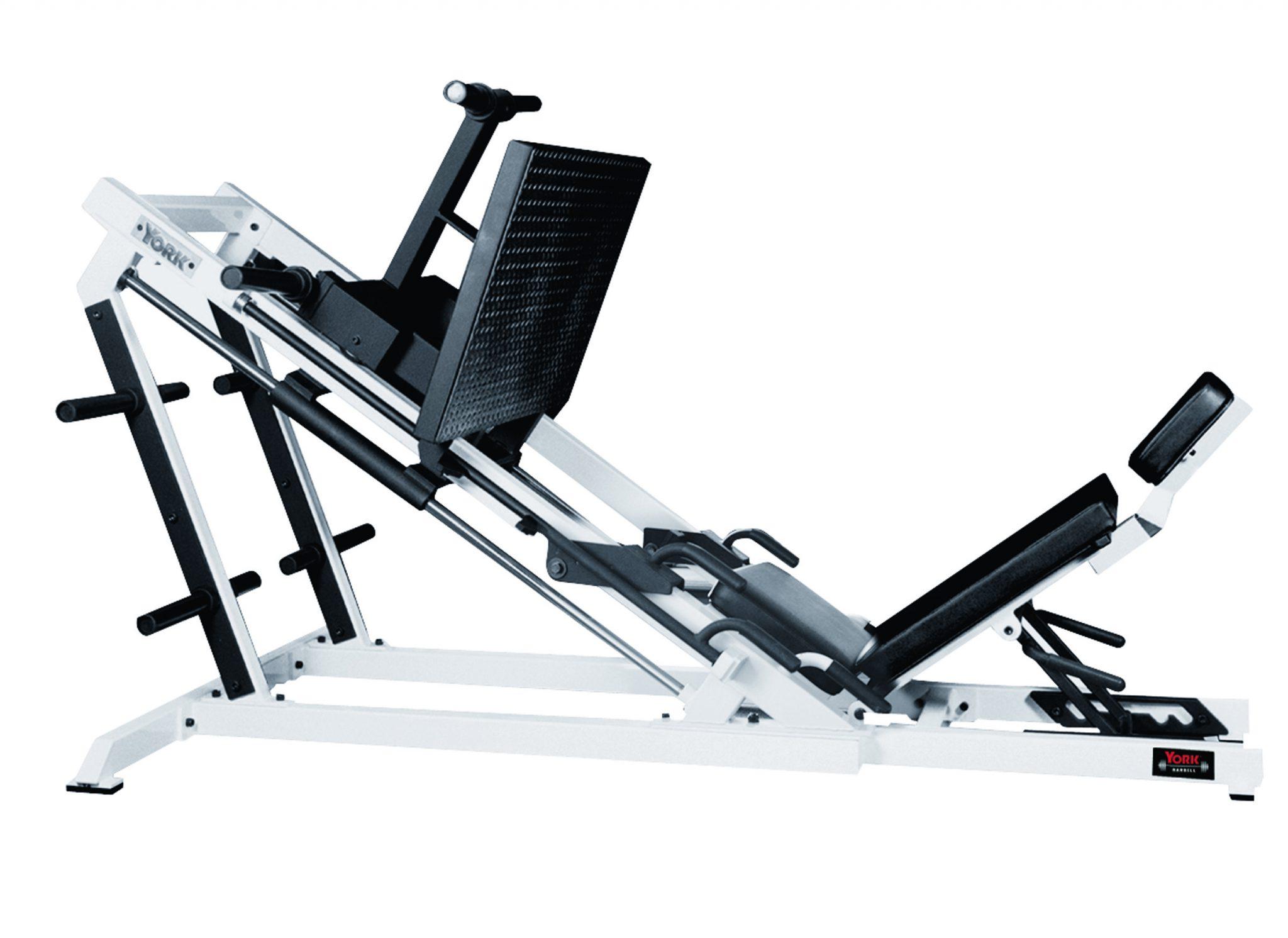 Leg Press Machine Strength Training Series York Barbell