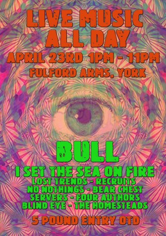 YORK ALL DAYER FULL POSTER