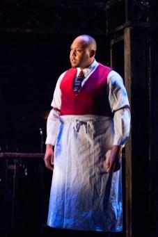 Brighton Rock 2018 Dorian Simpson as Clarence