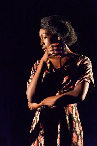 Brighton Rock 2018 Gloria Onitiri playing Ida