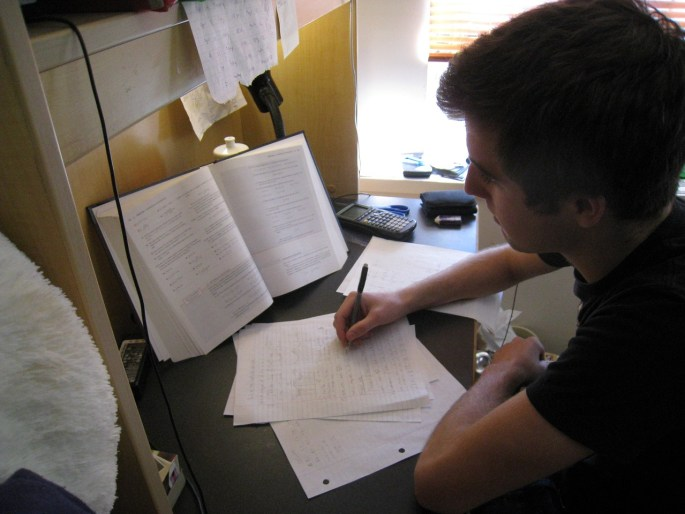 University course and study notes, and distance learning modules proofread