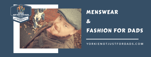 Menswear and fashion for dads