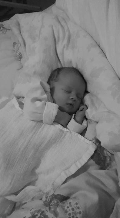 Pregnancy, a long ole slog but leads to an angel like this, no matter how stressful it may be.