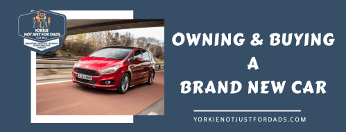 Featured image for the post owning and buying a new car