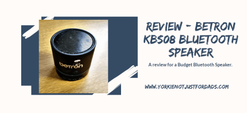 Featured image for the post review betron kb so8 Bluetooth speaker