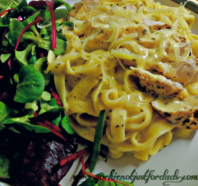 Why not try a pasta dish when you don't know what to eat, a suggestion in this week's foodie Friday.