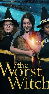 The worst witch. A definite go to for titch and i know she would recommend.