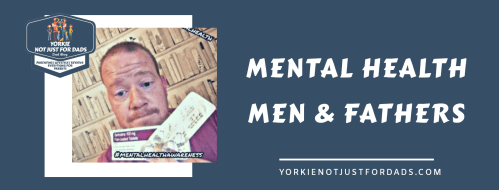 Mental health men and fathers