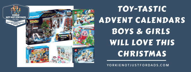 Toy tastic advent calendars