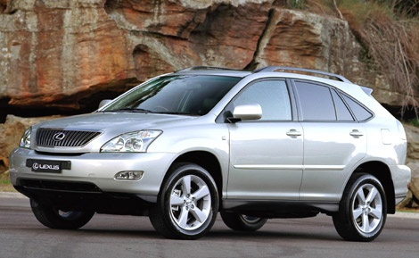 The Lexus RX 330, the first of Lexus's Hybrid SUV's, where it started and how it has evolved to the current Lexus RX 450h.
